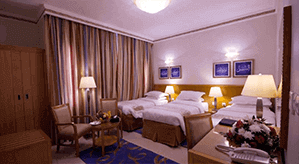 4* January Umrah (7 Nights)